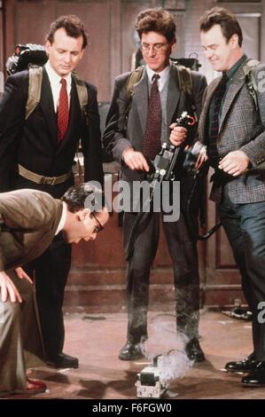 Ghostbusters release date 1984 in Australia
