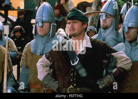 RELEASE DATE: July 28, 1993. MOVIE TITLE: Robin Hood Men in Tights. STUDIO: Brooksfilms. PLOT: The standard story - Stock Photo
