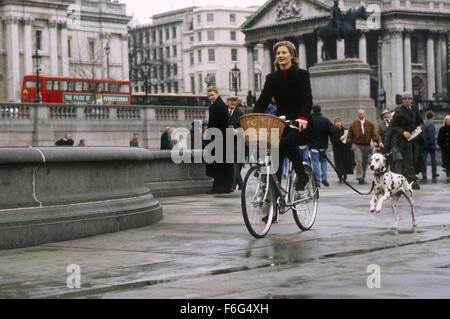 Jan 21, 1996; London, UK; Actress JOELY RICHARDSON as Anita in '101 Dalmatians'. Directed by Stephen Herek - Stock Photo