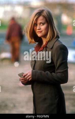 Aug 04, 1999; Hollywood, CA, USA; Actor REESE WITHERSPOON in the movie 'Best Laid Plans'..  (Credit Image: ) - Stock Photo