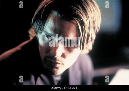 RELEASED: Jan 24, 2000 - Original Film Title: Hamlet. PICTURED: ETHAN HAWKE. - Stock Photo
