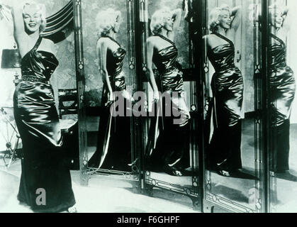 Feb 16, 2000; Hollywood, California, USA; Actor MARILYN MONROE, aka Norma Jean was born in Los Angeles, CA on June - Stock Photo
