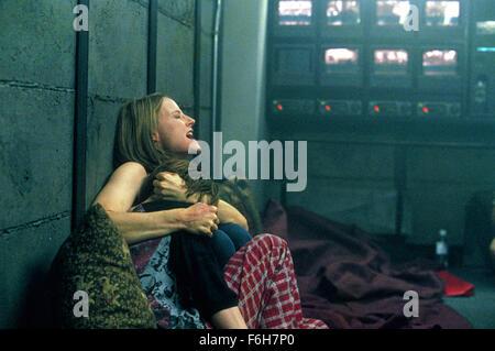 JODIE FOSTER PANIC ROOM (2002 Stock Photo: 31124691 - Alamy