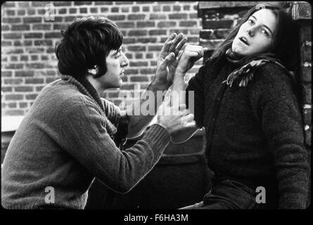 1971, Film Title: PANIC IN NEEDLE PARK, Studio: FOX, Pictured: AL PACINO. (Credit Image: SNAP) - Stock Photo
