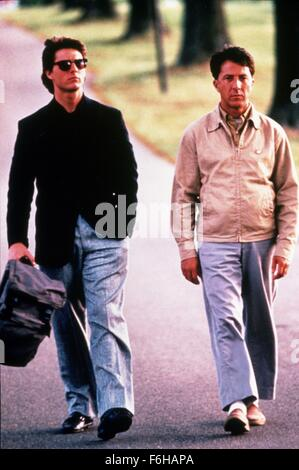 the making of barry levinsons movie rain man One key thing to note about barry levinson: he loves casting dustin hoffman in  addition to rain man, he has cast hoffman in films such as wag the dog,.