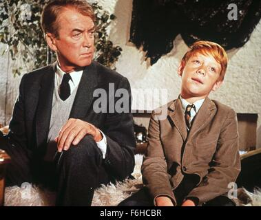 1965, Film Title: DEAR BRIGITTE, Director: HENRY KOSTER, Studio: FOX, Pictured: HENRY KOSTER, BILLY MUMY. (Credit - Stock Photo