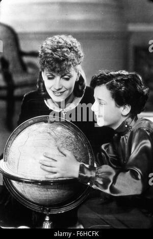 1935, Film Title: ANNA KARENINA, Director: CLARENCE BROWN, Studio: MGM, Pictured: FREDDIE BARTHOLOMEW, CLARENCE - Stock Photo