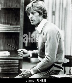 RELEASE DATE: September 19, 1980  MOVIE TITLE: Ordinary People  STUDIO: Paramount Pictures  DIRECTOR: Robert Redford - Stock Photo