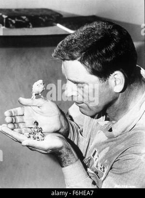 1962, Film Title: BIRDMAN OF ALCATRAZ, Director: JOHN FRANKENHEIMER, Studio: UA, Pictured: ANIMALS (WITH ACTORS), - Stock Photo