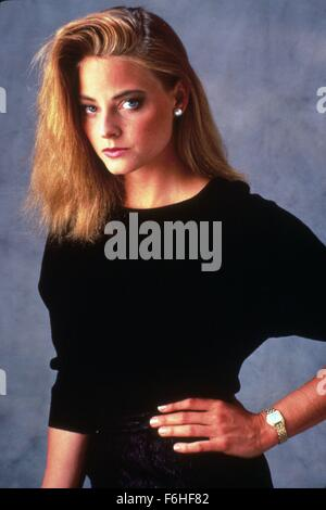 the accused jodie foster stock photo royalty image 1988 film title accused pictured hair slicked watch nail polish