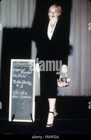 MARILYN MONROE NIAGARA WARDROBE TEST 1xRARE5X7 PHOTO