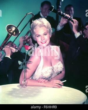 1956, Film Title: EDDY DUCHIN STORY, Director: GEORGE SIDNEY, Studio: COLUMBIA, Pictured: KIM NOVAK. (Credit Image: - Stock Photo