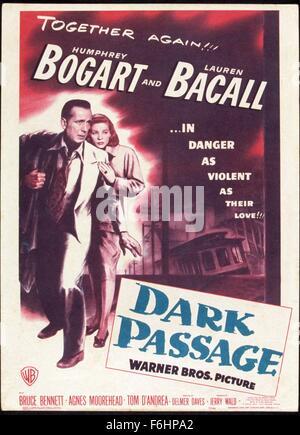 Dark Passage Movie Dark passage 1947 Delm...