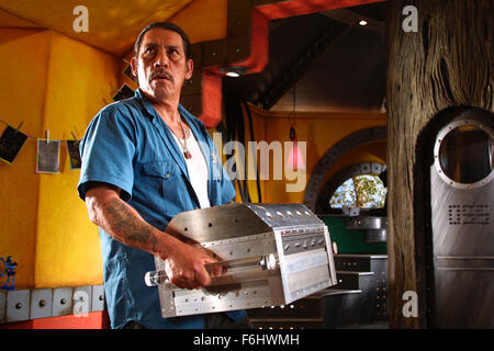Jul 23, 2002; Hollywood, CA, USA; DANNY TREJO stars in 'Spy Kids 2: The Island of Lost Dreams.'.  (Credit Image: - Stock Photo