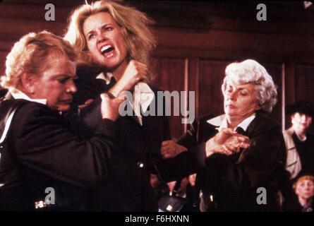 RELEASE DATE: December 3, 1982  MOVIE TITLE: Frances  DIRECTOR: Graeme Clifford  STUDIO: Brooksfilms  PLOT: The - Stock Photo