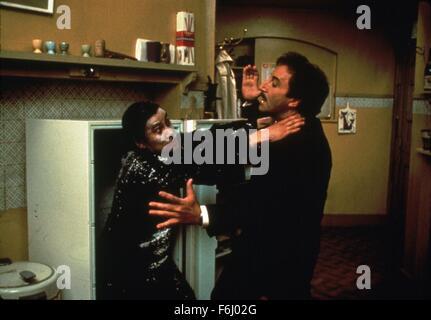 1975, Film Title: RETURN OF THE PINK PANTHER, Director: BLAKE EDWARDS, Studio: UA, Pictured: BLAKE EDWARDS, BURT - Stock Photo
