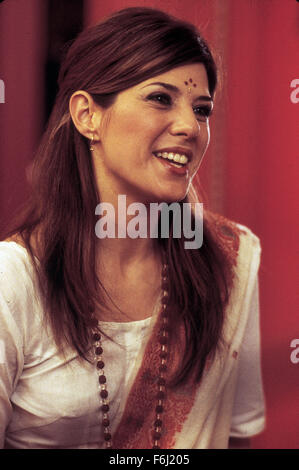 Aug 21, 2002; New York, NY, USA; MARISA TOMEI stars as Lexi in the romantic comedy 'The Guru' directed by Daisy - Stock Photo