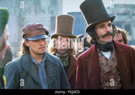 RELEASE DATE: December 20, 2002. MOVIE TITLE: Gangs of New York. STUDIO: Miramax Films. PLOT: 1863. America was - Stock Photo