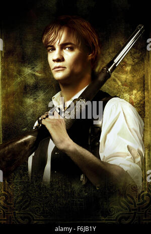 Jul 11, 2003; Hollywood, CA, USA; SHANE WEST as Tom Sawyer in the action, sci-fi, fantasy ''The League of Extraordinary - Stock Photo
