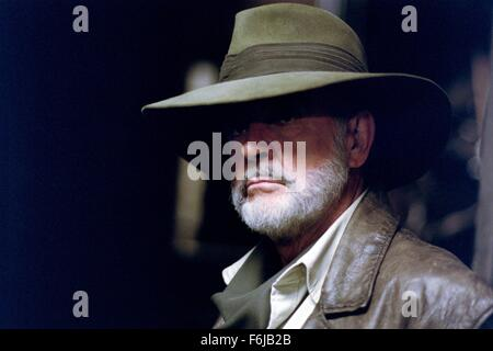 Jul 11, 2003; Hollywood, CA, USA; SEAN CONNERY as Allan Quatermain in the action, sci-fi, fantasy ''The League of - Stock Photo
