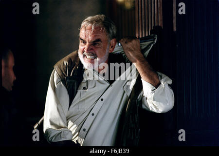 Jul 11, 2003; Calgary, AB, CANADA; SEAN CONNERY stars as Allan Quatermain in the action sci-fi fantasy film 'The - Stock Photo