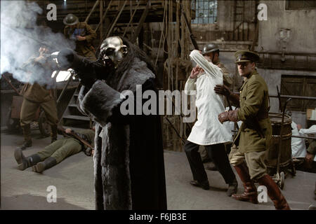 Jul 11, 2003; Calgary, AB, CANADA; Scene from the action sci-fi fantasy film 'The League of Extraordinary Gentlemen' - Stock Photo
