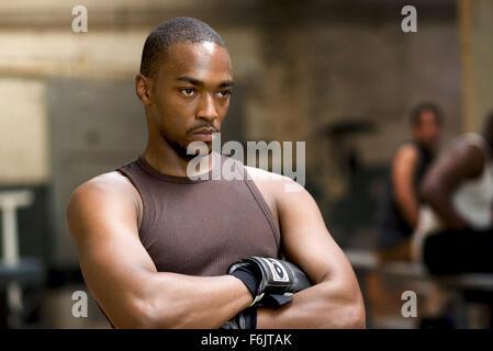 Dec 03, 2004; Los Angeles, CA, USA; ANTHONY MACKIE stars as Shawrelle Berry in the romantic drama 'Million Dollar - Stock Photo