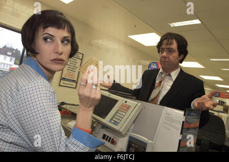 RELEASE DATE: October 22, 2004. MOVIE TITLE: Stella Street. STUDIO: Columbia TriStar. PLOT: A satirical glimpse - Stock Photo