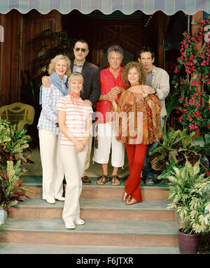 Dec 03, 2004; Los Angeles, CA, USA; The makers and stars behind the runaway hit of 2000, Meet the Parents, are re - Stock Photo
