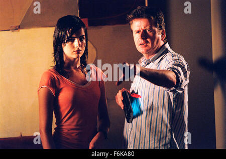 Feb 13, 2006; Hollywood, CA, USA; Image of director SIMON WEST on the set of his horror thriller 'When a Stranger - Stock Photo