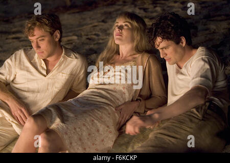 Jun 13, 2006; New Orleans, LA, USA; (L-R): Actor JUDE LAW as Jack Burden, KATE WINSLET as Anne Stanton and MARK - Stock Photo