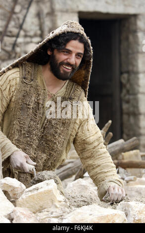 RELEASE DATE: December 1, 2006. MOVIE TITLE: The Nativity Story. STUDIO: New Line Cinema. PLOT: A drama that focuses - Stock Photo