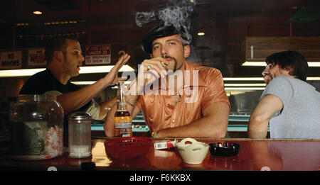 RELEASE DATE: January 26, 2007. MOVIE TITLE: Smokin Aces. STUDIO: Universal Pictures. PLOT: When a Las Vegas performer - Stock Photo