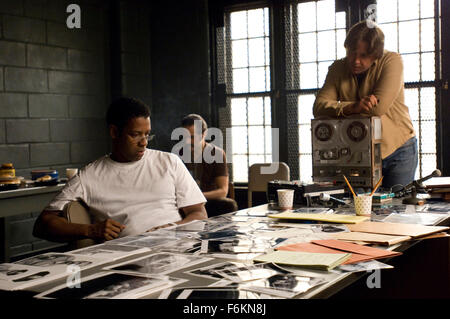 Feb 20, 2007 - New York, NY, USA - RELEASE DATE: . DIRECTOR: Ridley Scott. STUDIO: Universal Studios. PLOT: A drug - Stock Photo