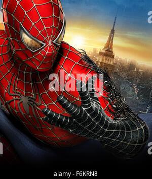Apr 30, 2007 - New York, NY, USA - RELEASE DATE: May 4, 2007. DIRECTOR: Sam Raimi. STUDIO: Columbia Pictures. PLOT: - Stock Photo