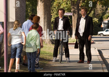 RELEASE DATE: July 25, 2008. MOVIE TITLE: Step Brothers. STUDIO: Columbia Pictures. PLOT: Two spoiled guys (Ferrell - Stock Photo