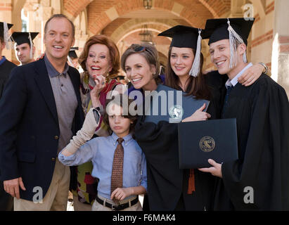 RELEASE DATE: August 21, 2009. MOVIE TITLE: Post Grad. STUDIO: Fox Atomic. PLOT: Ryden Malby graduates from college - Stock Photo