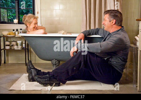 RELEASE DATE: December 25, 2009. MOVIE TITLE: It's Complicated. STUDIO: Universal Pictures. PLOT: A romantic comedy - Stock Photo