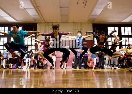 RELEASE DATE: September 25, 2009. MOVIE TITLE: Fame. STUDIO: Lakeshore Entertainment. PLOT: An updated version of - Stock Photo
