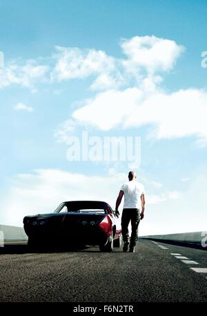 RELEASE DATE: TITLE: Furious 6 aka Fast & Furious 6 STUDIO: Universal Pictures DIRECTOR: Justin Lin PLOT: Hobbs - Stock Photo