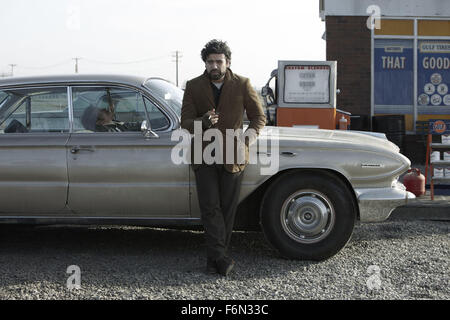 June 15, 2013 - No Merchandising. Editorial Use Only. No Book Cover Usage....Inside Llewyn Davis, Oscar Isaac..Inside - Stock Photo