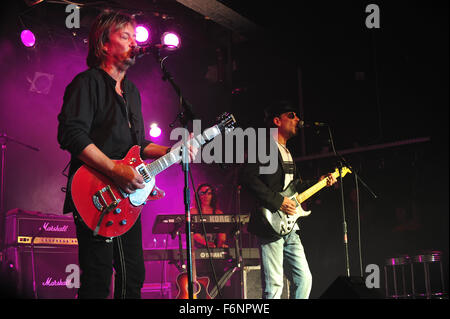 Chris Norman (Smokie): EUROPA, DEUTSCHLAND, HAMBURG: Chris Norman und Band live in der Großen Freiheit 36. Editorial - Stock Photo