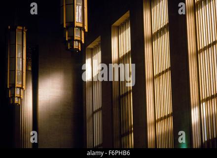 30th Street Station; Philadelphia AMTRAK train station; c1930; Beaux Arts architecture; Pennsylvania; USA