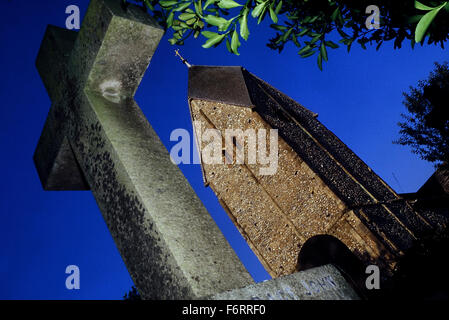 Church of St Mary, Sompting. Worthing. West Sussex. England. UK. Europe - Stock Photo