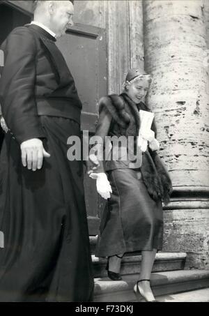 1964 - Mrs Clare Boothe Luce © Keystone Pictures USA/ZUMAPRESS.com/Alamy Live News Stock Photo