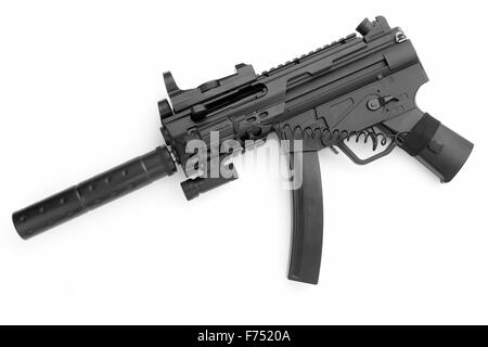 tommy gun - Stock Photo
