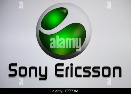 Sony Ericsson Stock Photo 22992304 Alamy