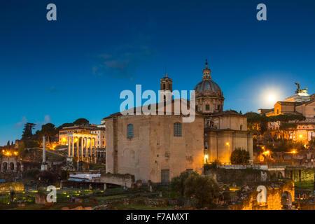 Wallpaper Forum Romanum, Rome, Italy, Templum Saturni, Arco di ...