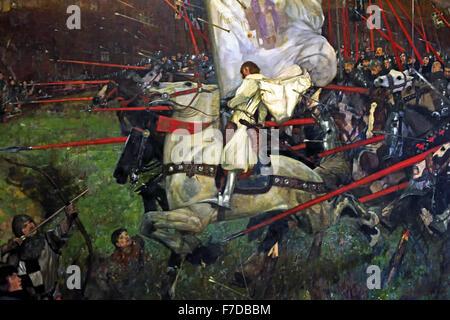 La Pucelle 1907 ( Sainte Jeanne d'Arc  - Saint Joan of Arc )  Craig Frank 1874 -1918 France French ( ( Joan of Arc - Stock Photo