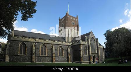 All Saints Church exterior, Kingston Upon Thames,London,England,UK - Stock Photo
